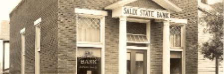 salix bank the original building of 1ST SUMMIT BANK